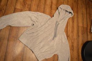 NU-IN Cropped-Sweatshirt in grau 36