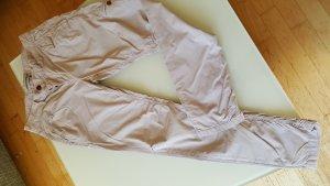Nude-rosé farbene Chino von Drykorn Gr. 28 Länge 32