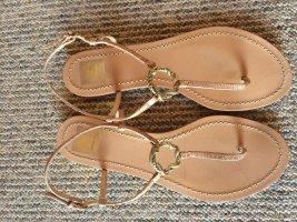 Nude Sandalen von Dolce Vita
