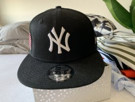 (The Mercer) NY Baseball Cap black-white