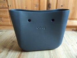 O bag Comprador gris antracita
