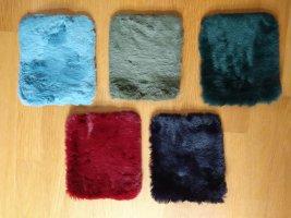 O bag Obag Pocket Flap Fell Fake Fur NEU