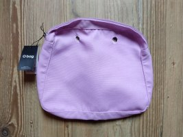 O bag Torba shopper bladofiołkowy