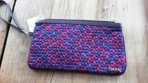 O bag Pochette multicolore