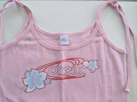 ONEILL Top de tirantes finos rosa-azul celeste
