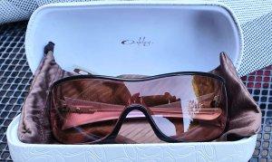 Oakley Occhiale da sole spigoloso viola-viola