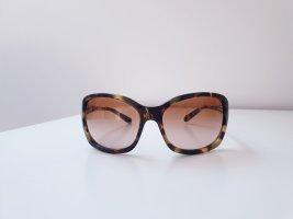 Oakley Oval Sunglasses bronze-colored-dark brown