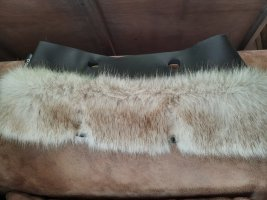 Obag O bag Mini Bordüre, Fake Fur
