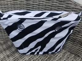 Obag O bag Mini Inlay, Zebra, neu