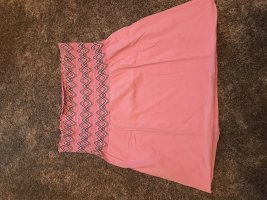 Bellybutton Bandeau Top pink