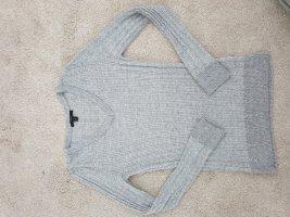 Mavi Top básico color plata-gris claro