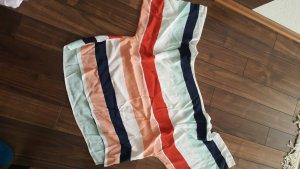 Zara Top extra-large multicolore