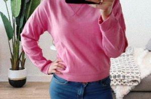 ATMOSPHÄRE Wełniany sweter różowy