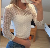 New Yorker Cropped shirt wit