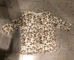 C&A Shirt basique blanc-brun