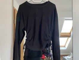 Zara Trafaluc Long Sweater black