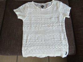 Oberteil, T-Shirt von Blanc du Nil, Gr. 34-36