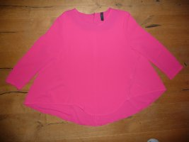 y.a.s Basic Top pink polyester
