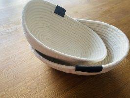 Handmade Torebka koszyk beżowy
