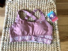 Ocean Apart Top gorsetowy różowy neonowy-różowy