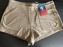oceans apart Sport Shorts cream