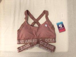 OceansApart Sport Bh Sunny Bra Pink M Neu mit Etikett