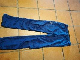 Odlo Pantalón de esquí azul-azul oscuro