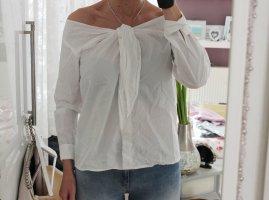 • Off-Shoulder Bluse