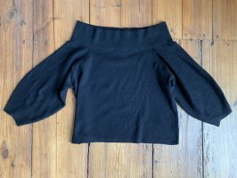 H&M Oversized Sweater black