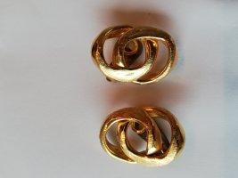 Clip d'oreille doré