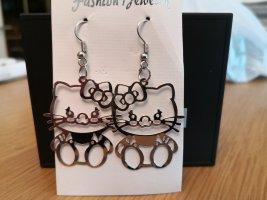 fashion jewelery Wiszące kolczyki srebrny