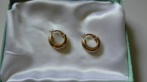 Pierre Lang Gold Earring gold-colored