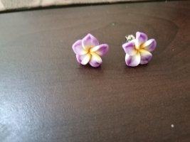 Zarcillo lila