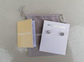 Michael Kors Silver Earrings silver-colored