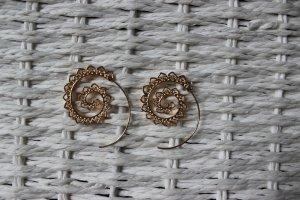 Ohrringe gold