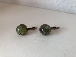Bungeloorbellen bos Groen-goud