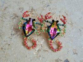 Ohrringe mit Steinen * Skorpione