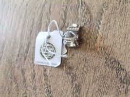 Swarovski Srebrne kolczyki srebrny