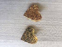 Friis & Company Orecchino a clip oro