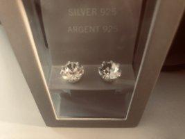 Ohrringe original verpackt echt Silber!