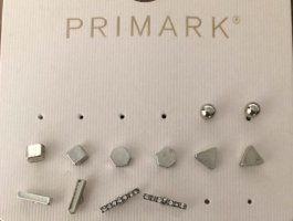 Ohrringe Set Primark NEU