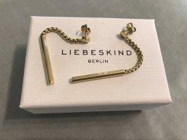 Ohrringe von Liebeskind Berlin in Gold , neu!