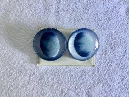 True Vintage Oorclips blauw