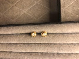 Wempe Ear stud gold-colored real gold