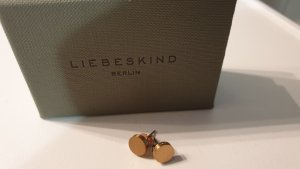 Liebeskind Ear stud gold-colored