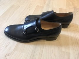 Oim by Silvana Lauri Slippers dark blue leather