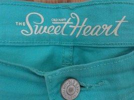 Old Navy Jeans türkis, Size 2, regular