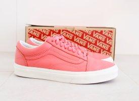 Old Skool Sneaker Gr. 38,5   #Vans #OldSkool #coral