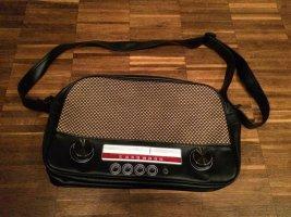 Oldschool-Radio-Tasche