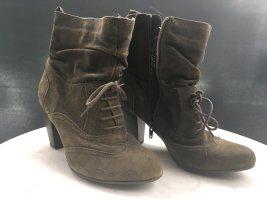 Deichmann Halfhoge laarzen veelkleurig